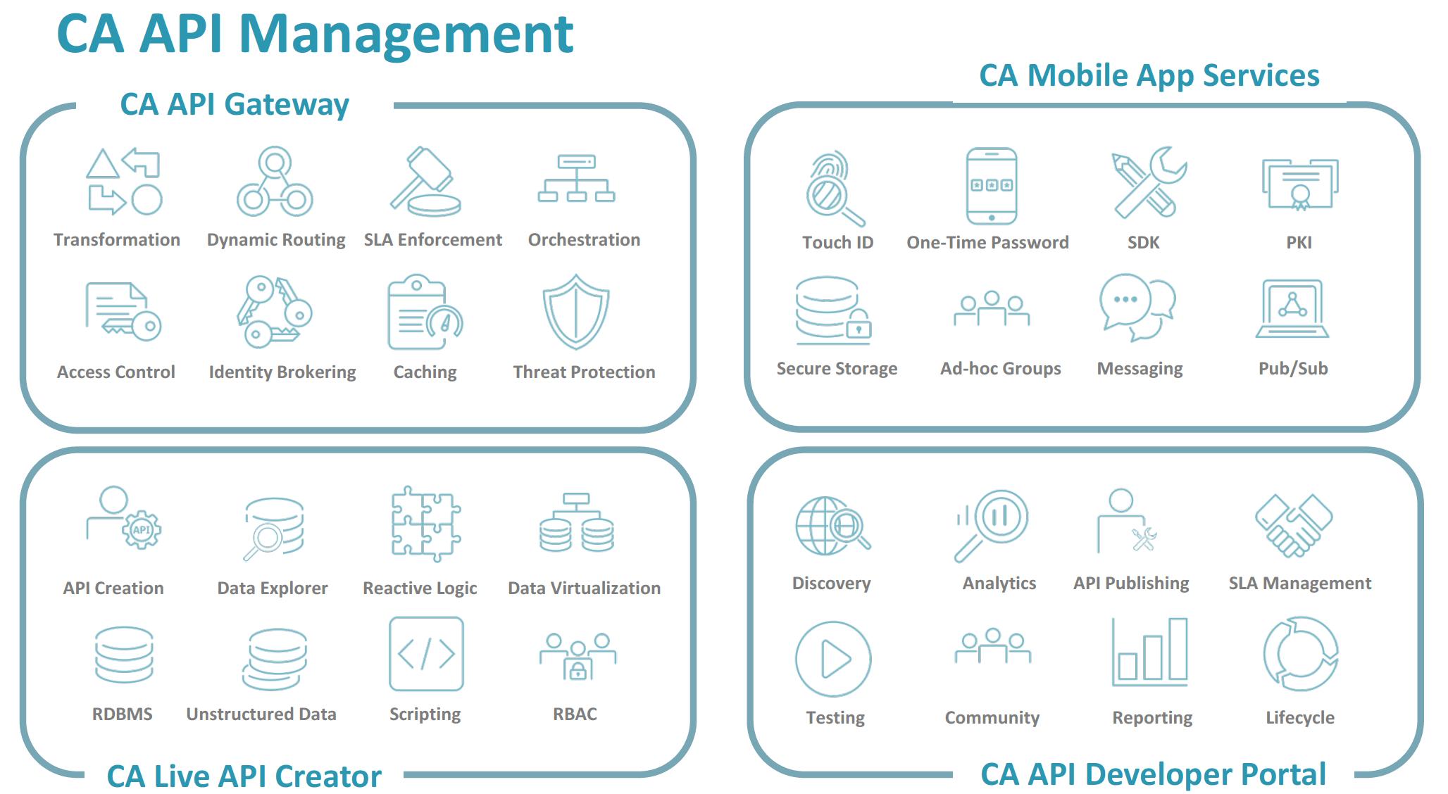 CA API Management